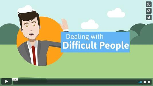 Dealing with Difficult People - D Personality Style