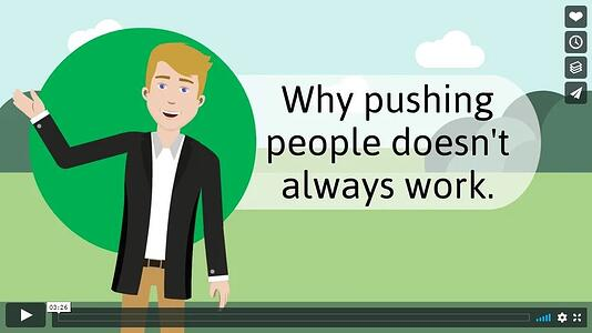 Why Pushing People Doesnt Always Work - S Personality Style