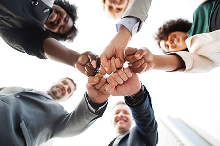 Build a stronger team