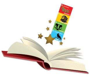 download a mascot personality bookmark